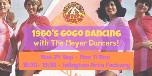1960's Go-Go Dancing with The Meyer Dancers!