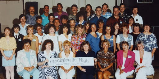McKinley 50 year reunion - South Holland, Illinois