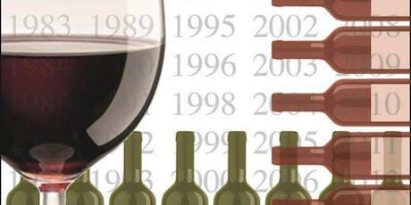 Vertical  Wine Tasting tickets