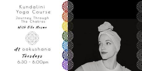 Kundalini Yoga Class - The Crown Chakra tickets