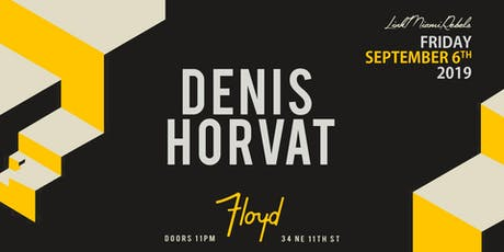 Denis Horvat by Link Miami Rebels tickets