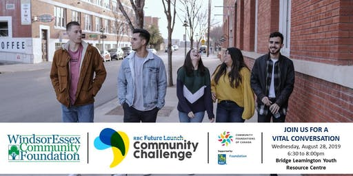 Leamington Vital Conversation RBC Future Launch Community Challenge