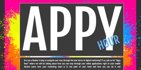 APPY Hour tickets