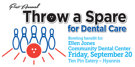 Throw A Spare For Dental Care - A Bowling Benefit! tickets