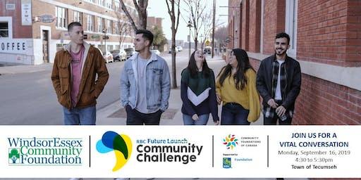 Tecumseh Vital Conversation   RBC Future Launch Community Challenge