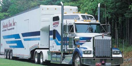 Truck and Bus Traffic Enforcement Training tickets