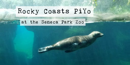 Rocky Coasts PiYo at Seneca Park Zoo