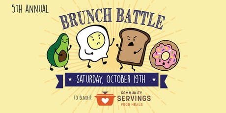 5th Annual Brunch Battle tickets