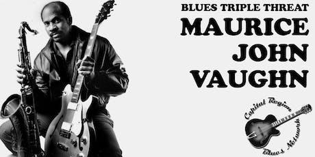 Maurice John Vaughn tickets