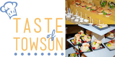 9th Annual Taste of Towson tickets