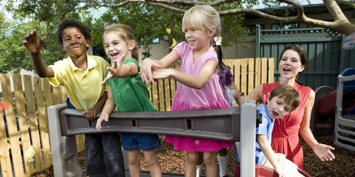 Playing to Learn: A Workshop for Preschool Teachers & Parents