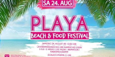 Playa I Beach & Food Festival