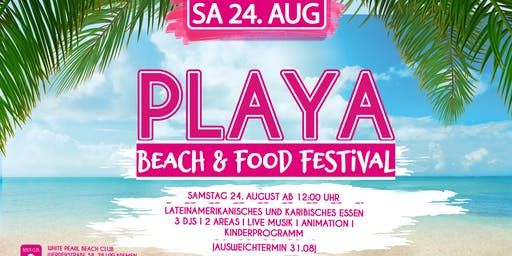Playa I Beach & Food Festival