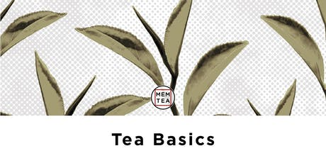 Tea Basics  tickets