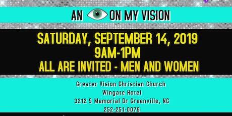 Women of Powerful Prayer Presents: An Eye On My Vision Workshop Part 2 tickets