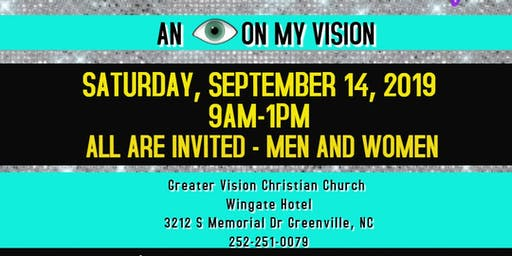 Women of Powerful Prayer Presents: An Eye On My Vision Workshop Part 2