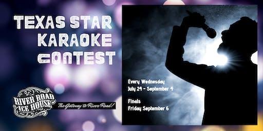 Texas Star Karaoke Contest - Week 5