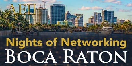 AEPi Boca Raton Night of Networking tickets