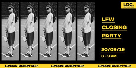LONDON FASHION WEEK: The Lone Design Club Closing Party tickets