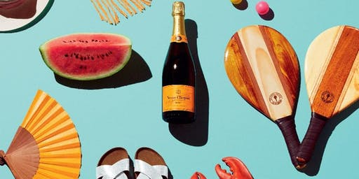 Network Bar Brunch Series: End of Summer Bash with Veuve Clicquot