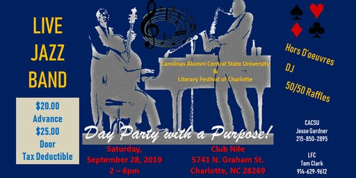 Day Party with a Purpose!