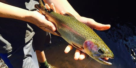 Fly Fishing Class   Triangle tickets