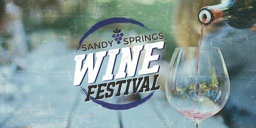 Sandy Springs Wine Festival