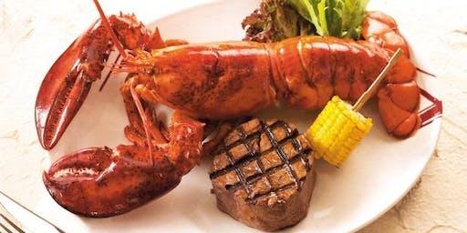 Elks Steak/Lobster Bake