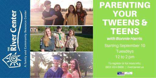 Parenting Your Tweens and Teens: A Support Group for Parents of 10-18 year olds