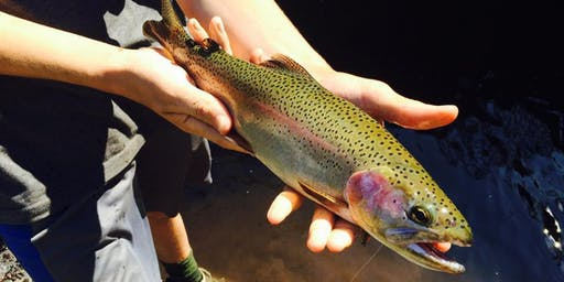 Fly Fishing Class | Triangle