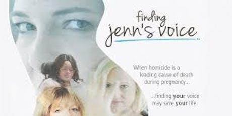 Finding Jenn's Voice - Movie Screening w/ Tracy Schott tickets