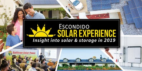 Escondido Solar Experience tickets