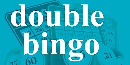 DOUBLE BINGO WEDNESDAY JANUARY 15, 2020