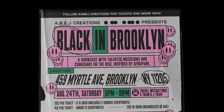 Black In Brooklyn tickets