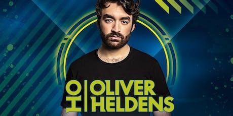 OLIVER HELDENS en A Coruña entradas