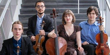 Cornell Quartet: Haydn, Britten, Purcell tickets