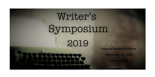 Central Indiana Writer's Symposium 2019