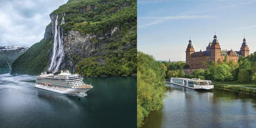 Viking River and Ocean Cruises Showcase!
