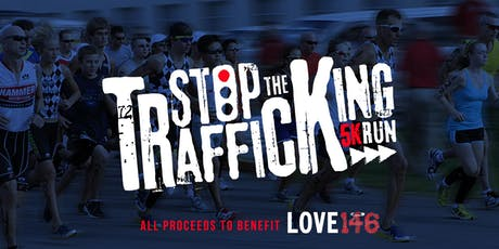 Stop the Trafficking 5K Run 2019 tickets