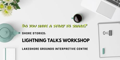 Shore Stories: Lightning Talks Workshop tickets