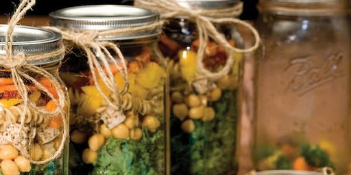 Build a Better Lunchbox: Mason Jar Salads