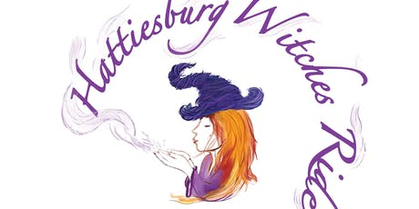2019 Hattiesburg Witches Ride tickets