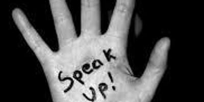 SPEAK UP-ANNUAL DV SEMINAR