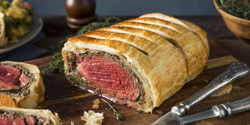 Gordon Ramsay's Beef Wellington & Chocolate Donuts