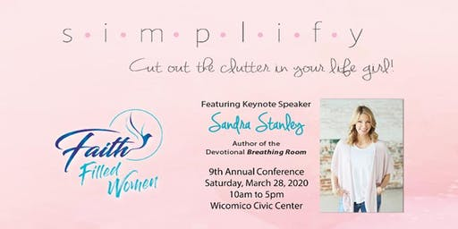 Faith Filled Women 2020 Conference