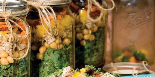 Build a Better Lunchbox: Mason Jar Salads