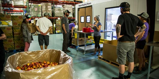 Tour Community Food Share for Boulder County's Food Waste Awareness Week