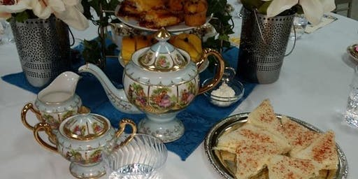 SHCCW Welcome Tea with a Twist!