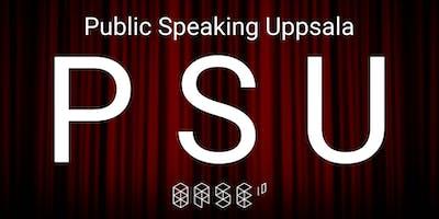 Public Speaking Uppsala