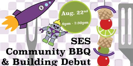 SES Community BBQ and G-Wing Opening Celebration tickets